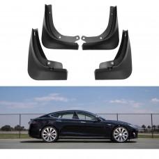 Tesla Model 3 Mud Flaps Splash Guards 4 Pcs Front Rear